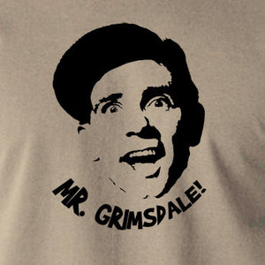 A Stitch in Time - Norman Wisdom, Mr. Grimsdale - Men's T Shirt