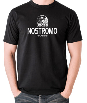 Alien - USCSS Nostromo - Men's T Shirt - black
