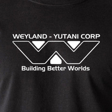 Alien - Weyland Yutani Corporation - Men's T Shirt