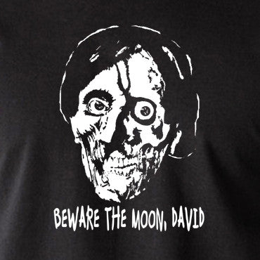 An American Werewolf in London - Beware The Moon David - Men's T Shirt