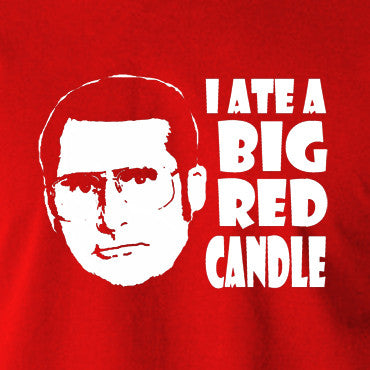 Anchorman - Brick, I Ate A Big Red Candle - Men's T Shirt