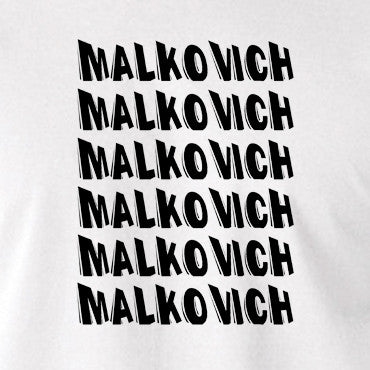 Being John Malkovich - Malkovich - Men's T Shirt
