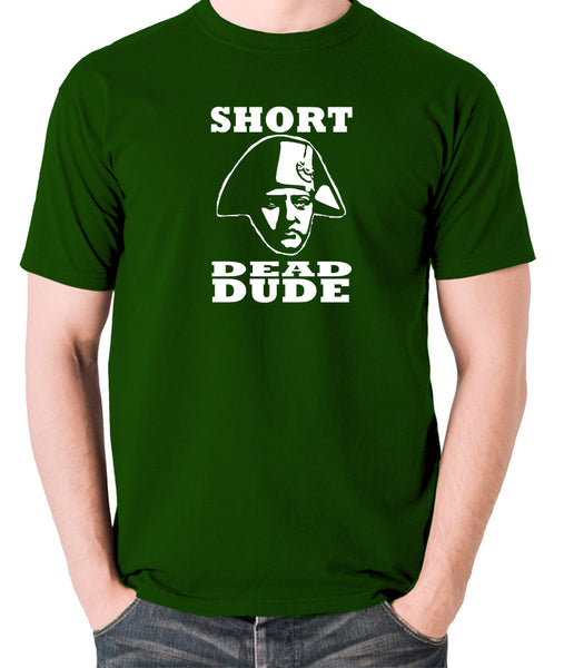 Bill and Ted - Short Dead Dude - Men's T Shirt - green