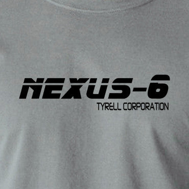 Blade Runner - Nexus-6 Tyrell Corporation - Men's T Shirt