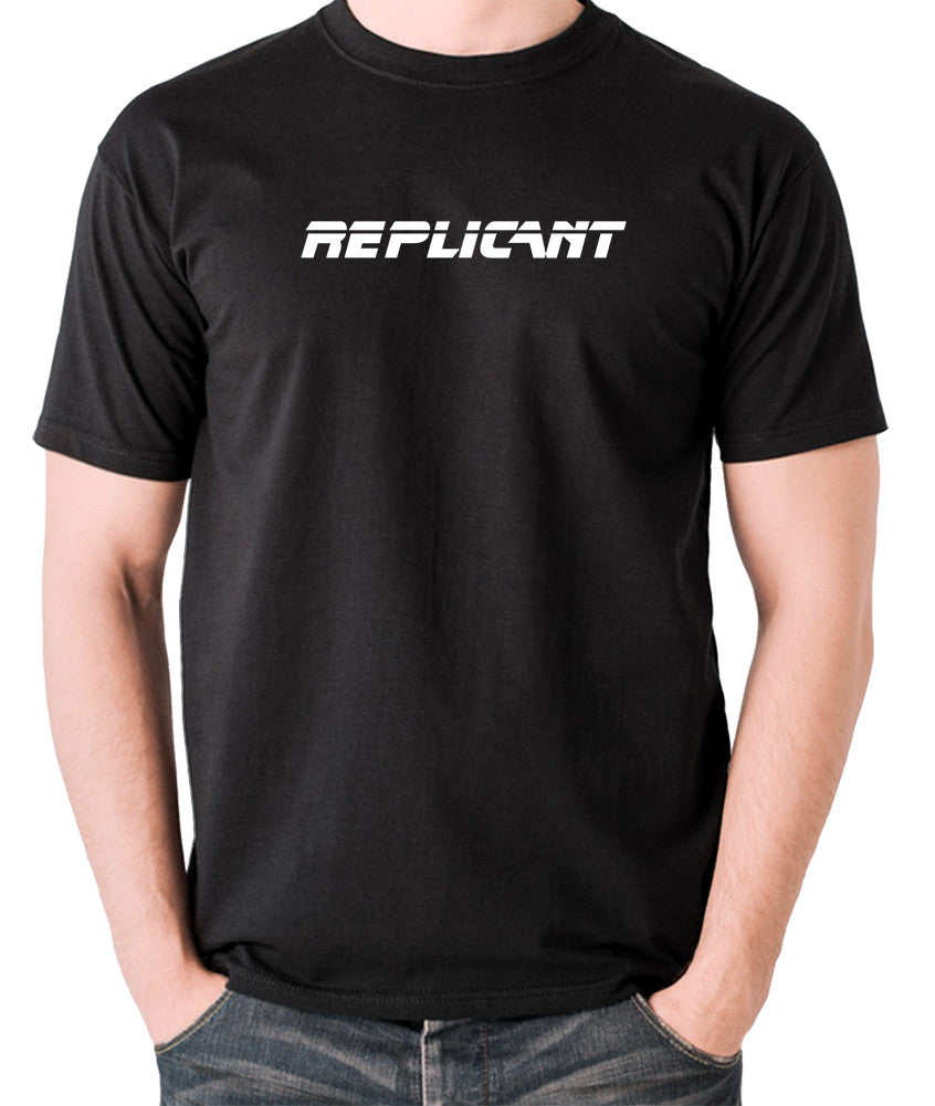 Blade Runner - Replicant - Men's T Shirt - black
