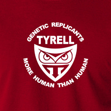Blade Runner - Tyrell Genetic Replicants Badge - Men's T Shirts
