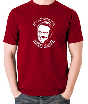 Blazing Saddles - It's Hedley Lamarr - Men's T Shirt - brick red