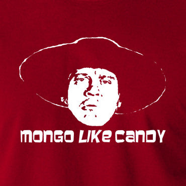 Blazing Saddles - Mongo Like Candy - Men's T Shirt