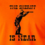 Blazing Saddles - The Sheriff Is Near - Men's T Shirt