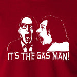 Bottom It's The Gas Man T Shirt