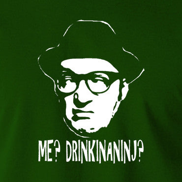 Bottom Me? Drinkinaninj? T Shirt