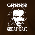 Bottom - Richie, Grrr Great Days - Mens T Shirt