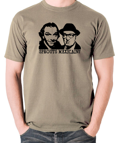 Bottom Sprouts Mexicain? T Shirt khaki