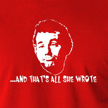 Caddyshack - Carl Spackler, And That's All She Wrote - Men's T Shirt