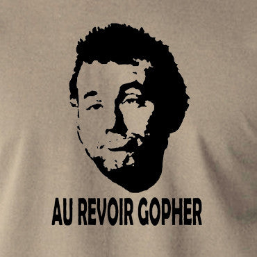 Caddyshack - Carl Spackler, Au Revoir Gopher - Men's T Shirt