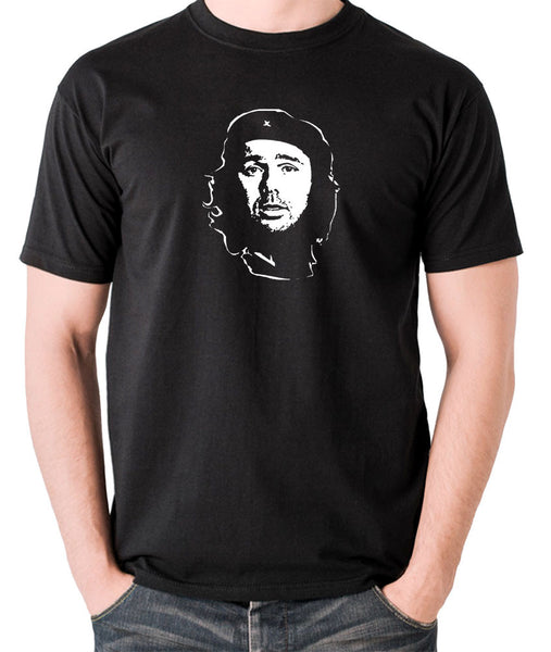 Che Guevara - Karl Pilkington - Men's T Shirt - black