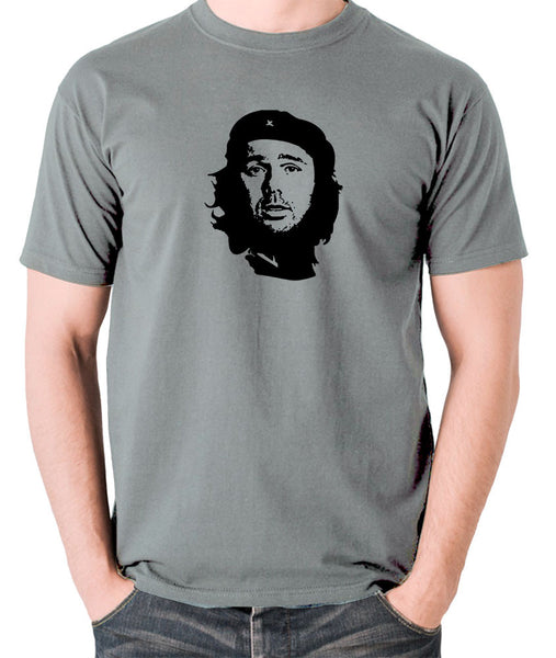 Che Guevara - Karl Pilkington - Men's T Shirt - grey