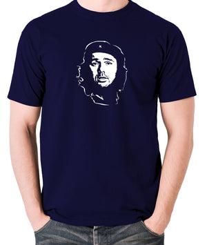 Che Guevara - Karl Pilkington - Men's T Shirt - navy