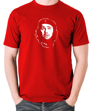 Che Guevara - Karl Pilkington - Men's T Shirt - red