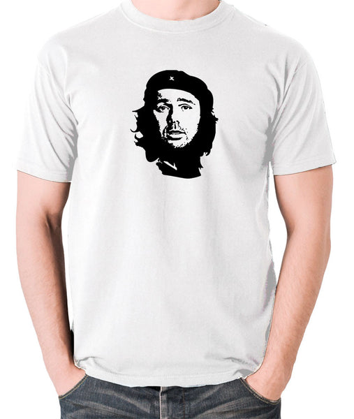 Che Guevara - Karl Pilkington - Men's T Shirt - white
