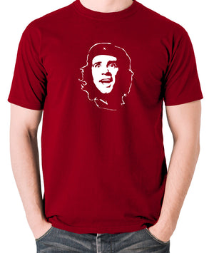 Che Guevara Style - Norman Wisdom - Men's T Shirt - brick red