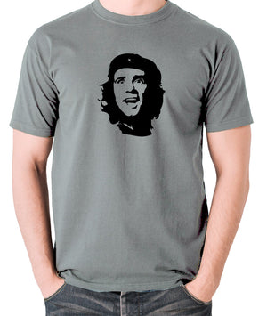 Che Guevara Style - Norman Wisdom - Men's T Shirt - grey
