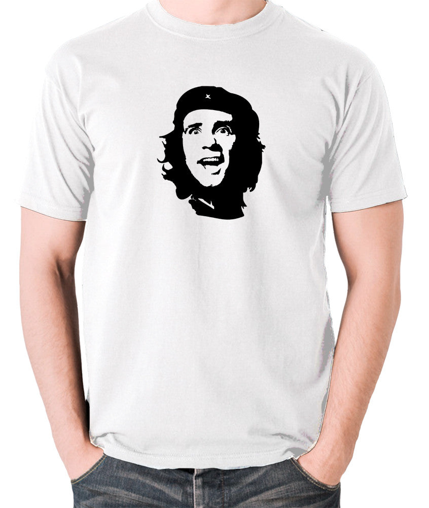 Che Guevara Style - Norman Wisdom - Men's T Shirt - white