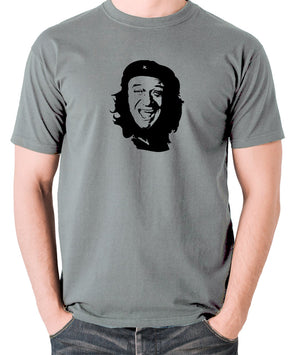 Che Guevara - Sid James - Men's T Shirt - grey