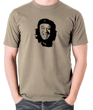 Che Guevara - Sid James - Men's T Shirt - khaki