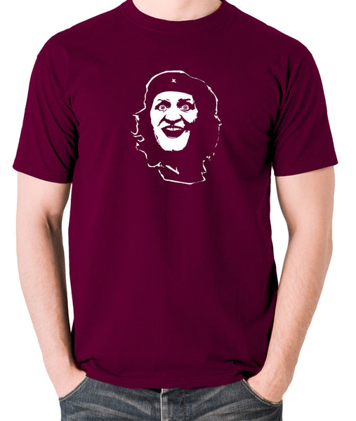 Che Guevara Style - Tommy Cooper - Men's T Shirt - burgundy