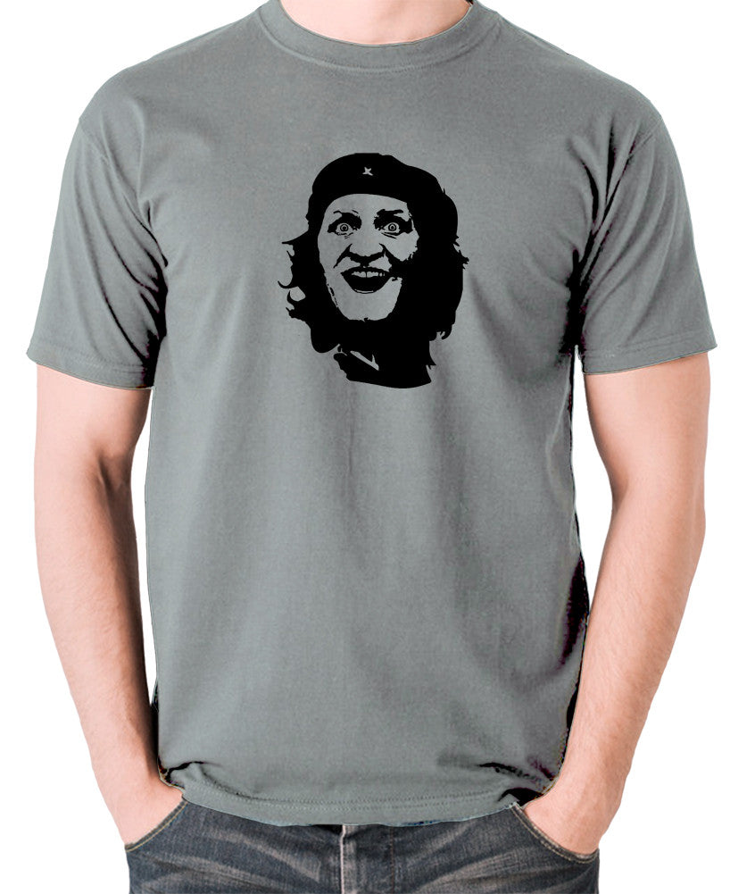 Che Guevara Style - Tommy Cooper - Men's T Shirt - grey