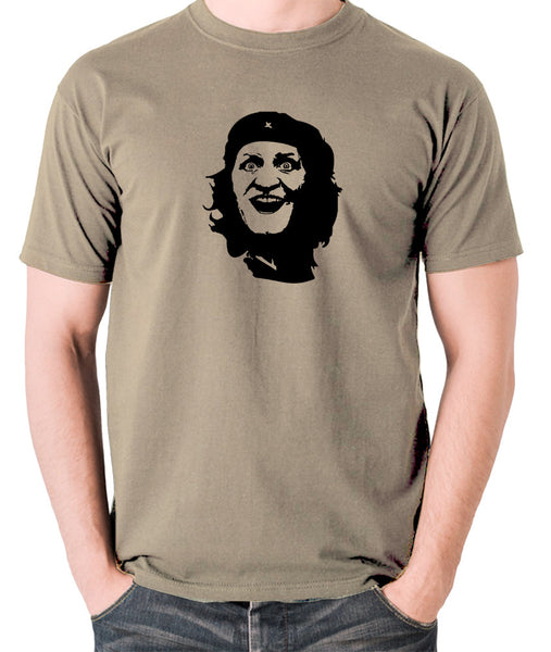 Che Guevara Style - Tommy Cooper - Men's T Shirt - khaki