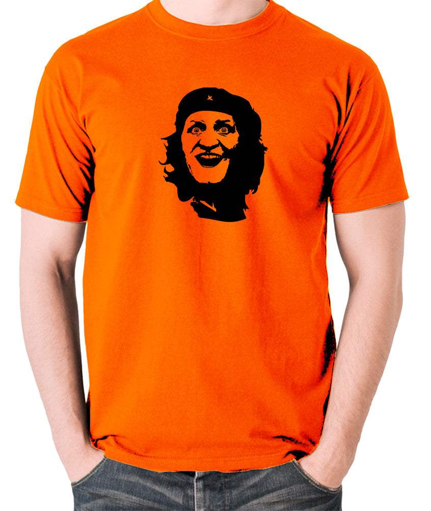 Che Guevara Style - Tommy Cooper - Men's T Shirt - orange
