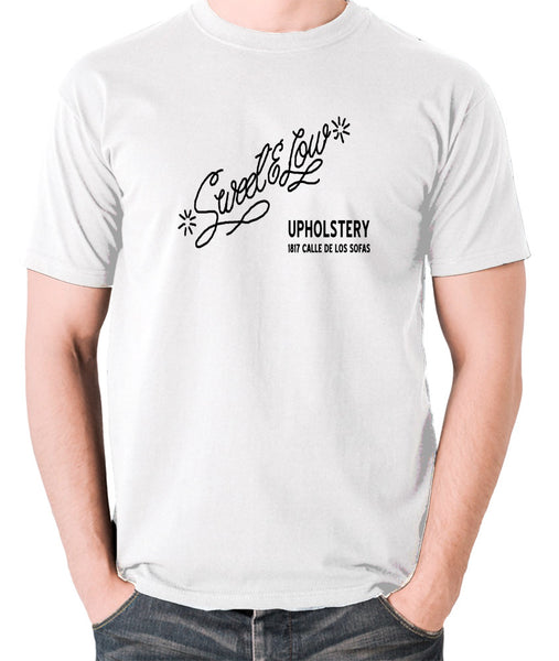 Cheech And Chong - Sweet and Low Upholstery - Men's T Shirt - white