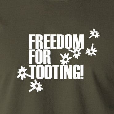 Citizen Smith, Robert Lindsay - Freedom For Tooting - Men's T Shirt