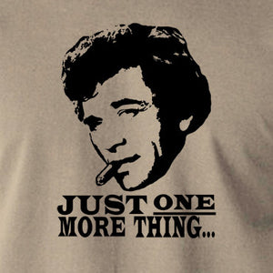 Columbo - Just One More Thing - Men's T Shirt