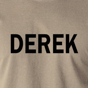 Derek And Clive - Peter Cook and Dudley Moore - Derek - Men's T Shirt