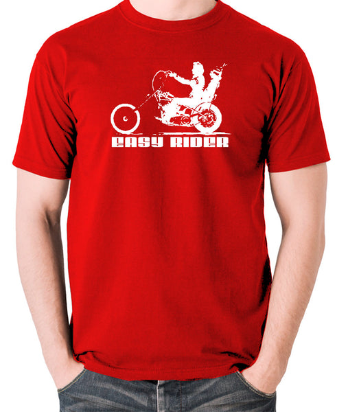 Easy Rider - Men's T Shirt - red