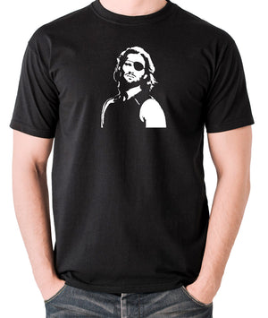 Escape From New York - Snake Plissken - Men's T Shirt - black