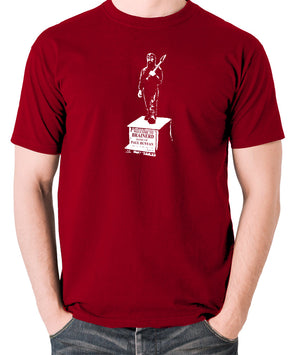 Fargo - Welcome To  Brainerd - Men's T Shirt - brick red
