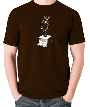 Fargo - Welcome To  Brainerd - Men's T Shirt - chocolate