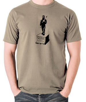 Fargo - Welcome To  Brainerd - Men's T Shirt - khaki