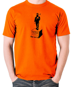 Fargo - Welcome To  Brainerd - Men's T Shirt - orange