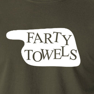 Farty towels