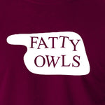 Fawlty Towers - Fatty Owls Sign - Men's T Shirt