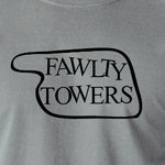 Fawlty Towers - Hotel Sign - Men's T Shirt