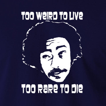 Fear And Loathing in Las Vegas - Dr Gonzo, Too Weird To Live - Men's T Shirt