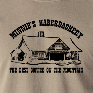 The Hateful Eight - The Best Coffee On The Mountain - T Shirt