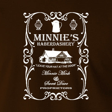 The Hateful Eight - Minnie's Haberdashery - Men's T Shirt