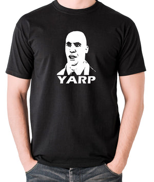 Hot Fuzz - Michael Armstrong, Yarp - Men's T Shirt - black